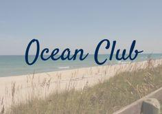 Ocean Club.Cocoa Beach, FL. 410 Hayes Ave., Cocoa Beach, FL