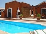 Villa rental on Fuerteventura Golf Resort, Caleta De Fuste. Book direct from private owners. C1840 £850 week