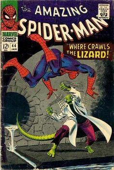 Amazing Spiderman #44 Enero 1967