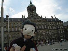 Erik in Amsterdam
