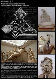 Restauro Ed Allestimento Museo Archeologico Di Sperlonga - Arch.R.Pinci -Arch.P.Vigilante - Picture gallery