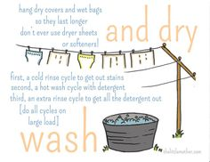free printable: cloth diaper washing routine   thelittlemother.com