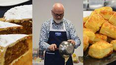 Osvaldo Gross comparte dos recetas de tradición suiza Chefs, Meat, Ethnic Recipes, Marie Claire, Food, Gourmet, Egg Wash, Switzerland, Candy Buffet