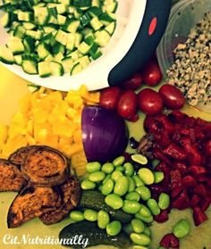 """Spice Up Your Plate to """"Enjoy the Taste of Eating Right"""" -- National Nutrition Month -- C it Nutritionally"""