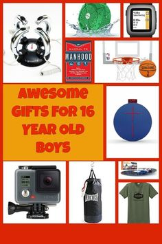 Best Birthday Gift Ideas for Teen Boys | Teen boys, Birthday gifts ...