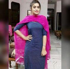 Pakistani Dress Design, Pakistani Dresses, Indian Dresses, Indian Outfits, Pretty Asian Girl, Beautiful Girl Indian, Punjabi Fashion, Indian Fashion, Punjabi Suits Party Wear