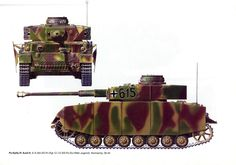 Pz.Kpfw.IV Aust.H.№-615. Pz.Div.Hitler-Jugend Normahdy 1944год. Best Armor, Camouflage Colors, War Thunder, Tiger Tank, Model Tanks, Ww2 Tanks, Battle Tank, Military Equipment, Camouflage