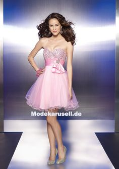 Günsties Cocktailkleid Online in Rosa