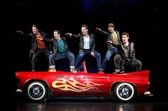Come check out the theatrical production of Grease at the Eldorado in downtown Reno, Nevada before it closes its curtain in November 2013   Windy Pinwheel