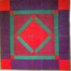 My favorite Amish quilt pattern