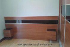 Resultado de imagen para cama cabecera melamina Credenza, Cabinet, Storage, Furniture, Home Decor, Headboards, Beds, Clothes Stand, Purse Storage