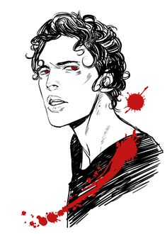 Gavriel. #Coldest Girl in Coldtown #Cassandra Jean