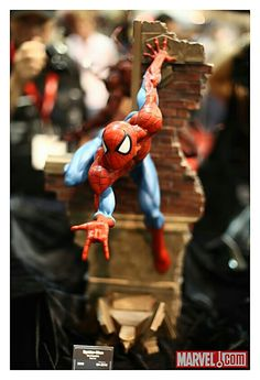 #Spider-man #Comic #Statue...