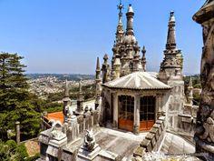 Quinta da Regaleira, Sintra - Portugal #Places2GO #Sintra @visitportugal #ttot