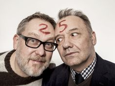My comedy heroes.   It's Vic Reeves and Bob Mortimer's silver jubilee! Time Out meets the absurdist comedy heroes to talk 'House of Fools', future tours and their lingering influence on Ant and Dec. Plus read more exclusive comedy interviews.