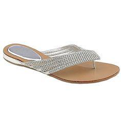OPTION MINT DRESS SIMILAR TO MINE $17.99 Nature Breeze Women's Kylie-09 Sandals,Silver,6