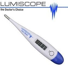 Lumiscope 2210 Quick Read Dual Scale Dig...