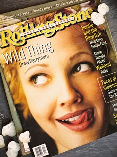 Vintage Rolling Stone Magazine | Original edition of Rolling Stone Magazine, June 15, 1995, No. 556.