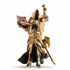 New Human Priestess Action Figure wow collection Model Toy #Affiliate