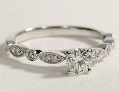 If You Like Engagement Ring Porn, You'll Probably Be on This Site for HOURS! (Don't Say I Didn't Warn You!) Plus, 6 Engagement Rings I'm Wild About!