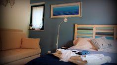 The perfect romantic room in a wonderful location Campo del Mare – Green Bed & Breakfast in Sirolo, Ancona, Le Marche, #Italy