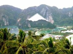 Kho phi phi view point thailand