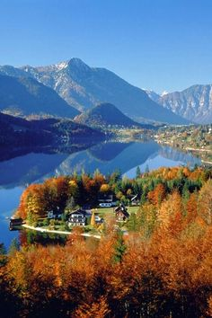 Some day I'll move to Austria.