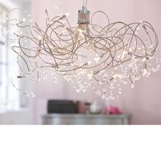 Design Pendelleuchte, Moderne Deckenleuchten, Kristall Leuchter, Deckenleuchten Kristall