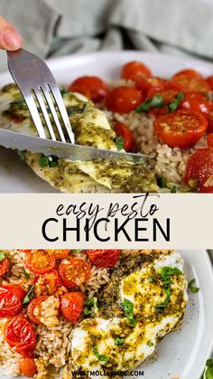 Good Healthy Recipes, Low Carb Recipes, Cooking Recipes, Healthy Recipes With Chicken, Carb Free Meals, Simple Healthy Meals, Recipes Using Pesto, Healthy Hamburger Recipes, Whole 30 Chicken Recipes