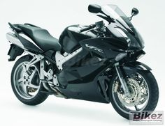 2006 Honda VFR800 Interceptor. Fun, fun, fun!! Loved the powerband when the VTEC kicked in!