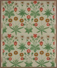 Daisy, William Morris, 1862