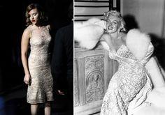 Scarlett Johansson = de hedendaagse Marilyn Monroe.