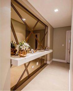 Home Entrance Decor, Entrance Design, House Entrance, Home Decor, Entryway Ideas, Corridor Design, Hallway Ideas, Home Room Design, Home Interior Design
