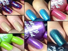 Pretty & Polished Summer Fun 2014 (a collection i regret having missed out on!!)