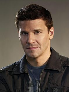 Photo of Booth for fans of Seeley Booth. Bones Promo Season 3