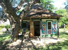 Our gorgeous little huts at Timbavati Safari Lodge, Kruger Park. South Africa.