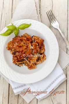 Fiordirosmarino: Parmigiana di pasta