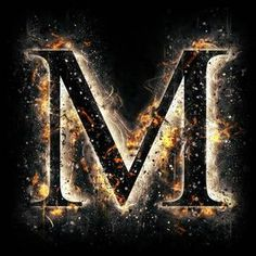 Picture of Fire letter M stock photo, images and stock photography. Image m alphabet Fire letter M Indian Flag Wallpaper, M Wallpaper, Gothic Wallpaper, Alphabet Wallpaper, Alphabet Design, M Letter Design, Fancy Letter M, Name Design Art, Background Wallpaper For Photoshop