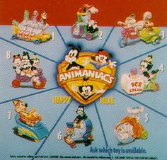 Arthur Hu's Fast Food Happy Meal Toys Page