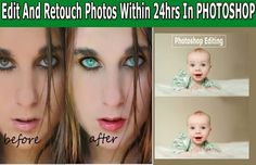 For only $5, I will edit and retouch photos within 24hrs in PHOTOSHOP. | Greeting! Welcome to my graphics gig.With 5 years of experience I can help you to edit your imageMy Gig Services are as follow:Remove BackgroundTransparent Photo | On Fiverr.com #photoretouchingservicesreviews #photoeditingservicesonline #bestphotoretouchingservices #photoshoppingpicturesforfree