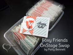 Stampin' Tip: Keep your Ink Pads well inked! | Patty's Stamping Spot | Bloglovin'
