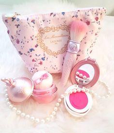 "101 Likes, 27 Comments - Rowena (@carouselmakeup) on Instagram: "" Les Merveilleuses Laduree Spring 2016 Collection  ▪ Powder Cheek Colour in 101 ▪ Pressed Cheek…"""