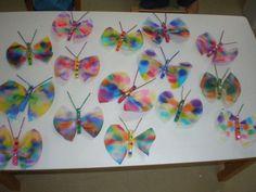 536804_235551579887671_100002984928538_415389_1115615731_n[1] 3d Paper Art, Butterfly, Spring, Frame, Blog, Home Decor, Picture Frame, Decoration Home, Room Decor