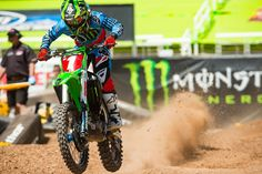 16° Round Monster Energy AMA Supercross Series 2013 - 2/29