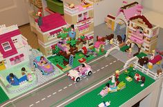 Heartlake City Build - Lego Friends
