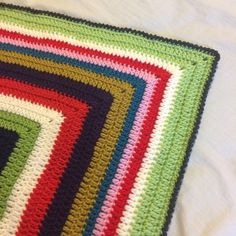 """#crochet #crocheting #crochetsquare #crochetblanket #crochetbabyblanket #crochetallthethings #Kogo #knitonegiveone #instacraft #instacrochet #crabstitch"""