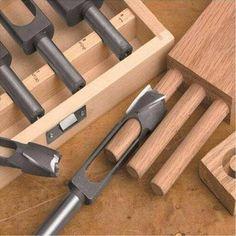 "Parallel Wood Drill Plug Cutter 1/2 Inch Dowel Maker 1/2"" 3/8"" 3/4"" 1-1/2"" Pick"