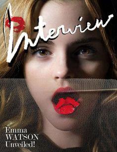 Emma Watson - Interview Magazine May 2009