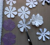 Selma's Stamping Corner and Floral Designs: Sweet William Tutorial