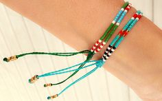 layering bracelet stack bracelet Bead friendship bracelet